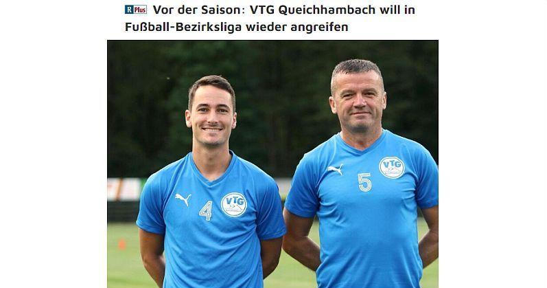 VTG Queichhambach Pressebericht